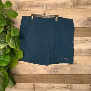 Patagonia Baggies Lined Swim Shorts Blue XL